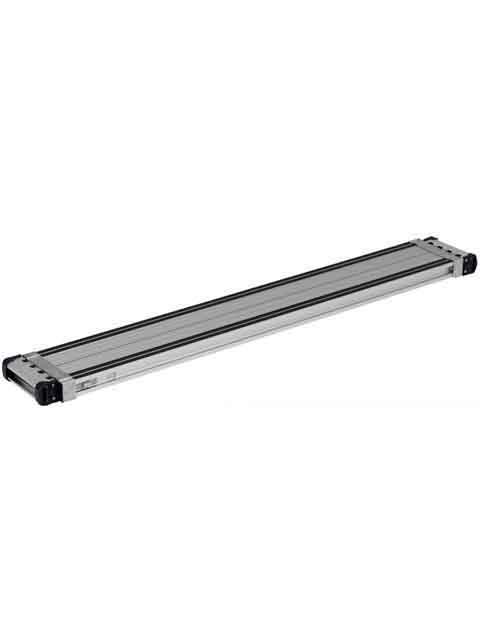 伸縮式足場板(滑り止めラバー付) VSSR-300H
