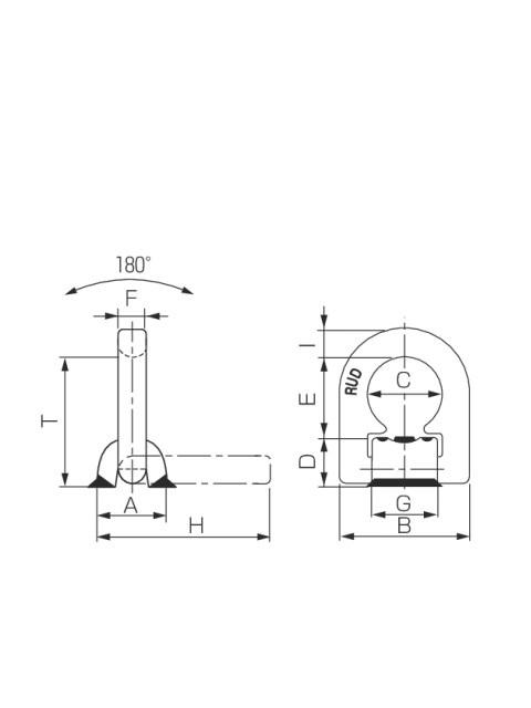 溶接式ロードリング(VLBS型)
