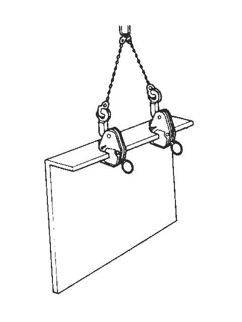 イーグルクランプ G型
