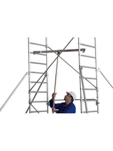 タワー式足場(SPEEDY) WTF-A用 1段セット WTF-1A