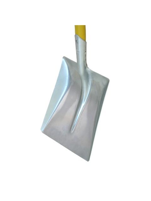 銀象印 D柄アルミショベル角形