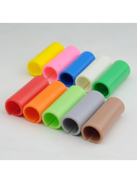鉄筋用色彩マーク10色セット 各色10個入リ 50mm