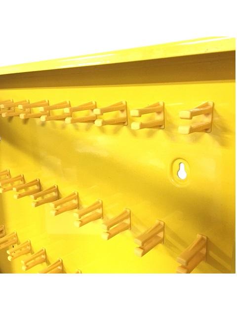 ロックアウトキー管理ボックス 560x450x155mm