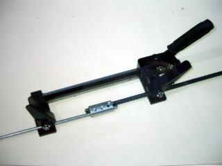 自在締機(丸セパ材、異形棒材引っ張る工具)