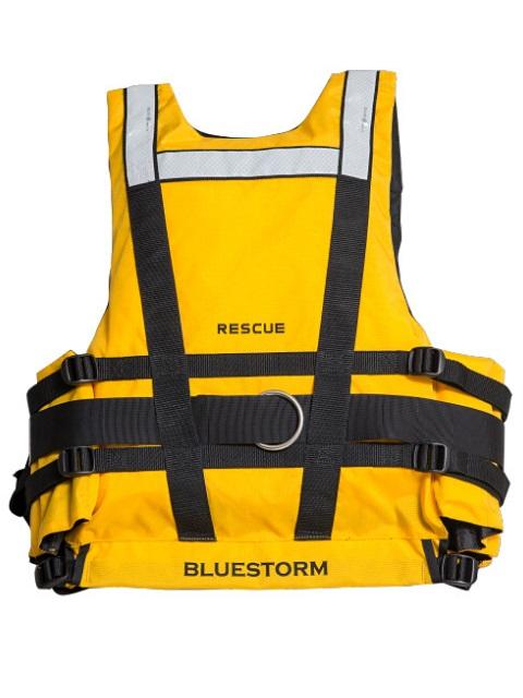 フルスペック 流水救助用ライフジャケット BSR-905