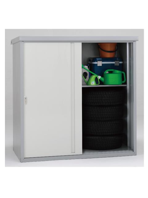 アルインコ ガーデックス 小型収納庫  組立式