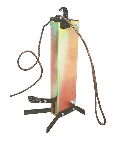 ワイヤー矯正機 GU型(足踏式)