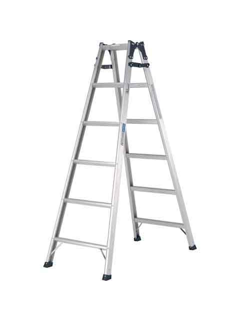 ワイドステップはしご兼用脚立 PRS-210WA
