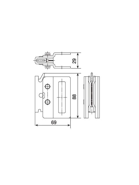 ビームキーパー DB-KP(2個1組) オールセーフ