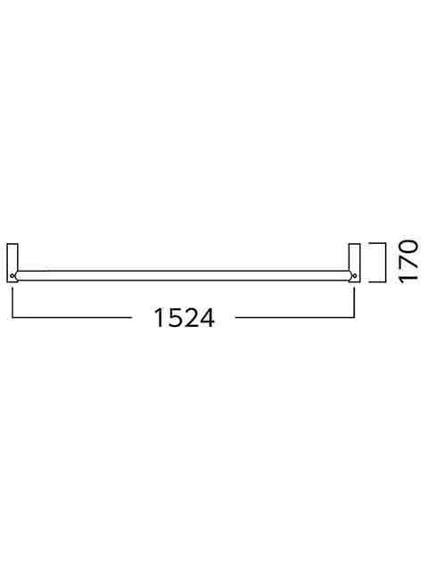 ローリングタワー(移動式足場) RT用  ベース枠 RTB1524