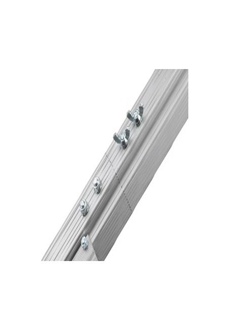 モンキーラダー アルミ製枝打ハシゴ4m(2m×2本) ML-4 2セット入り