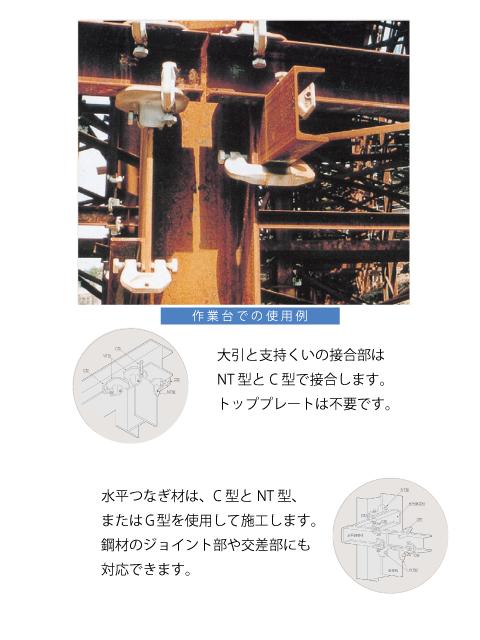 ブルマン金具 NT型