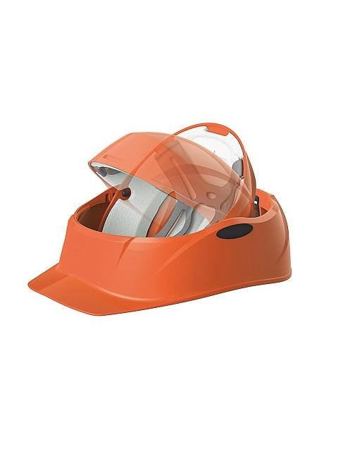 防災用回転式ヘルメット Crubo 130