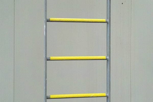 SAFEGUARD はしご用滑り止めカバー