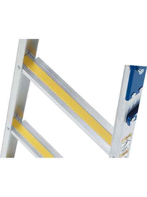 スベリ止めラバー付はしご兼用脚立 MXJ-120F