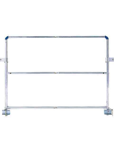 可搬式作業台 CSR180WF用 本体桁面用手掛り枠 CSRR183