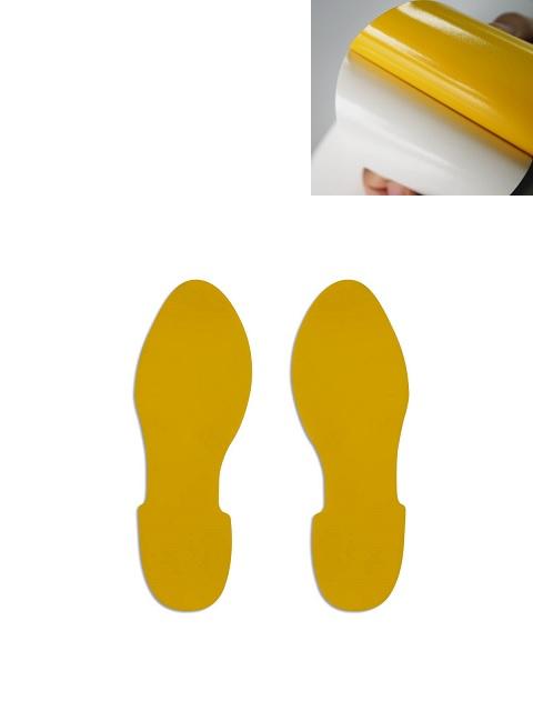 足型 5Sフロア表示(2枚入り)