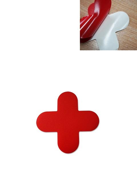 十字型 5Sフロア表示(10枚入り)