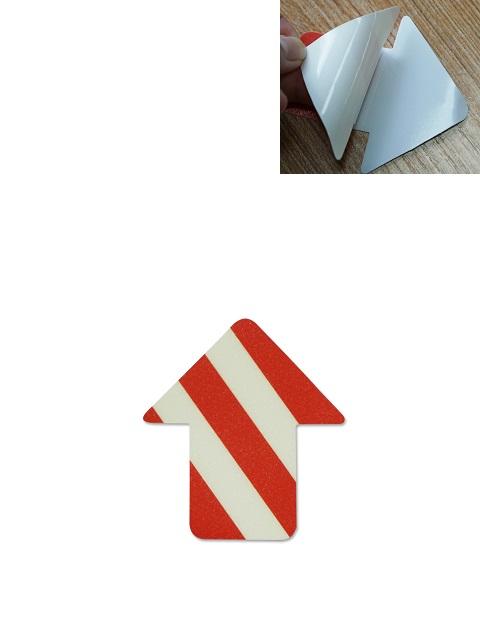 矢印型 5Sフロア表示(10枚入り)