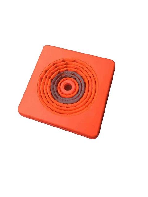 伸縮カラーコーン