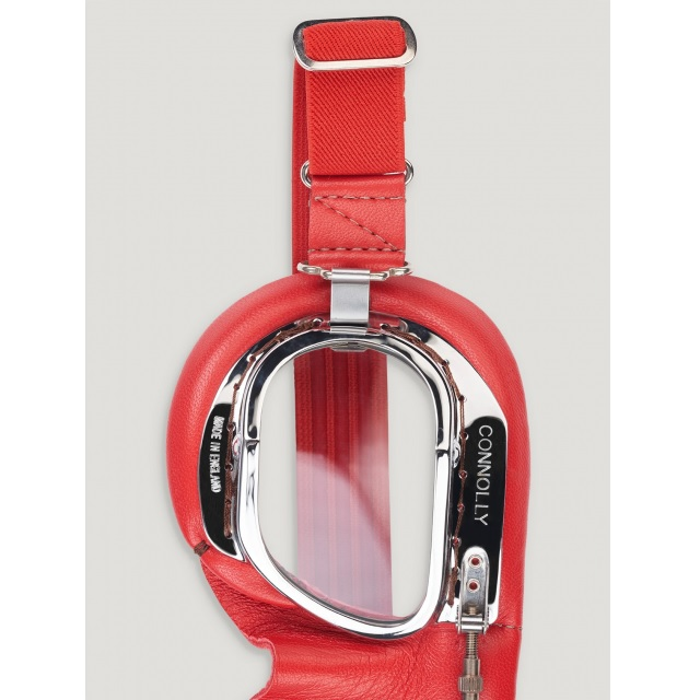 DRIVING GOGGLE RED
