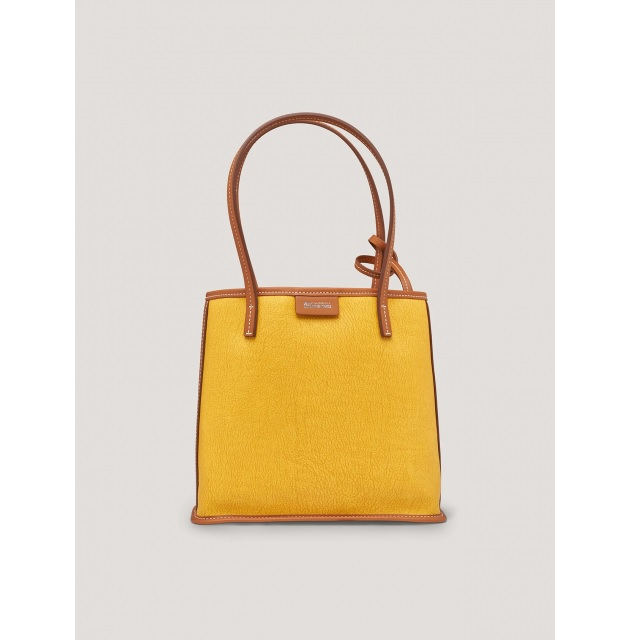 SMALL TOTE BAG YELLOW