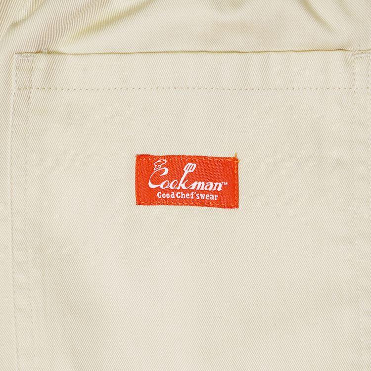 ワイドシェフパンツ Wide Chef Pants Sand