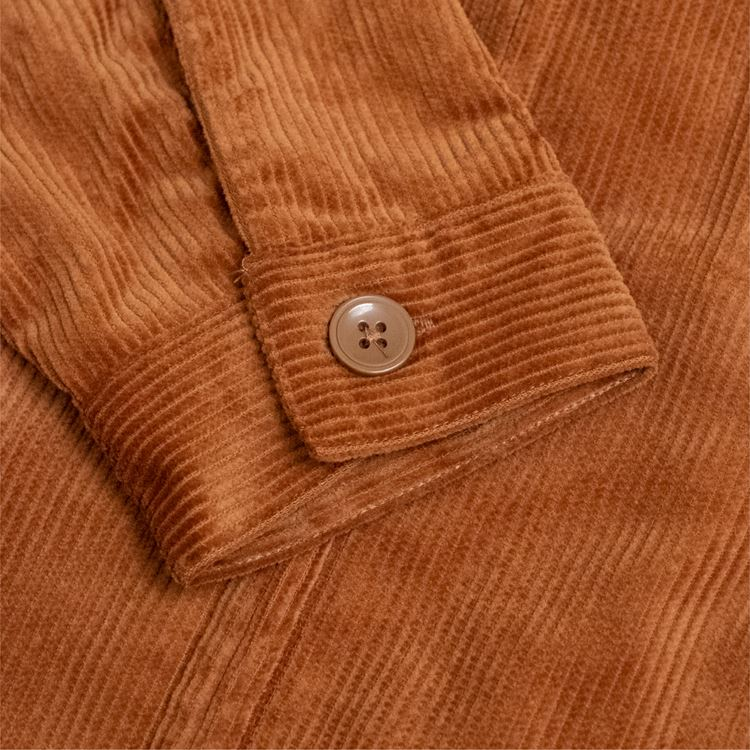 Delivery Jacket  「Corduroy」 brown