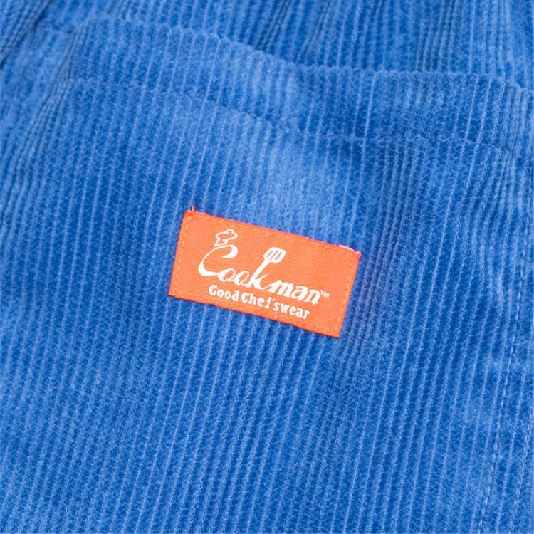 シェフパンツ Chef Pants Corduroy Royal Blue
