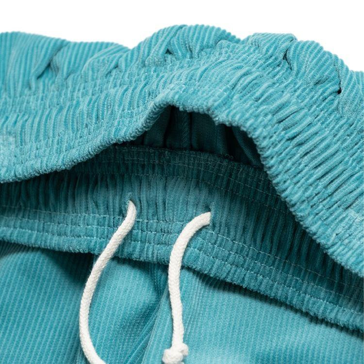 シェフパンツ Chef Pants Corduroy Turquoise Blue