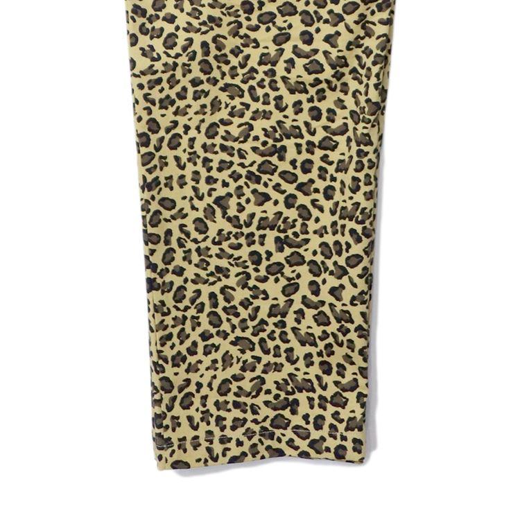 ウェイターズパンツ Waiter's Pants Leopard  Beige