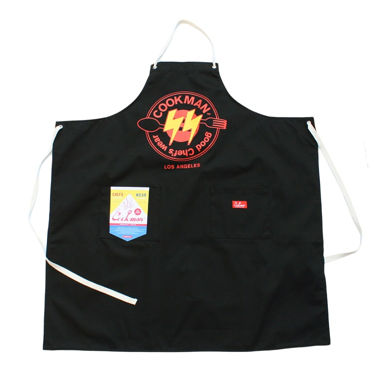 Long Apron 「Thunder」