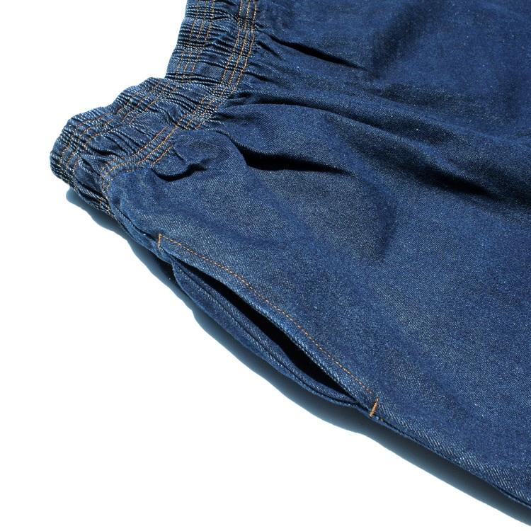 シェフパンツ Chef Pants Short Denim