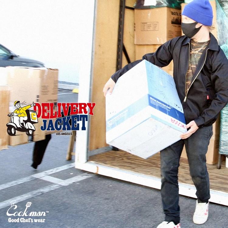 デリバリージャケット Delivery Jacket  Black
