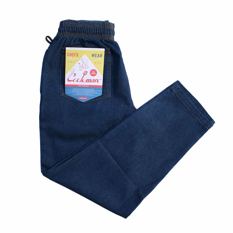 Chef Pants 「DENIM」 Navy