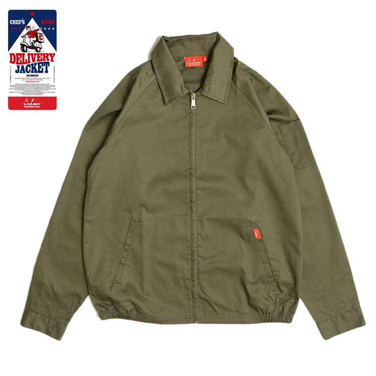 デリバリージャケット Delivery Jacket  Khaki