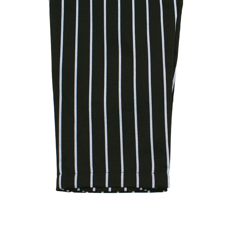 シェフパンツ Chef Pants Stripe Black