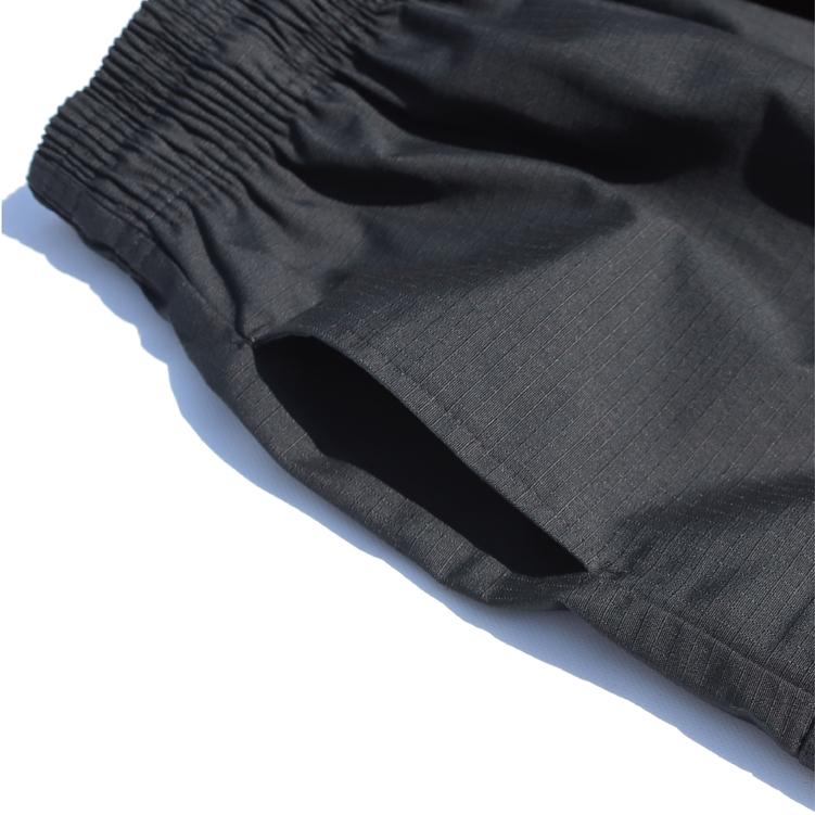 シェフパンツ Chef Pants Cargo Ripstop Black