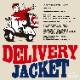 デリバリージャケット Delivery Jacket  Paisley Black