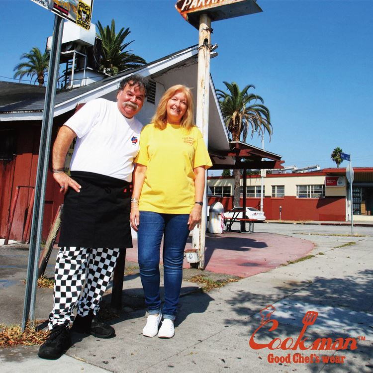 Chef Pants 「Checker」