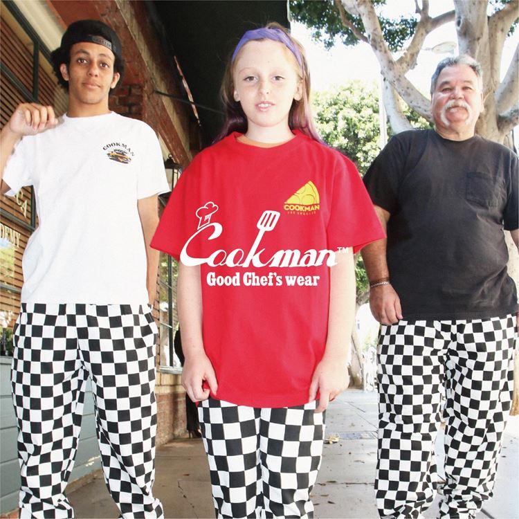 シェフパンツ Chef Pants Checker