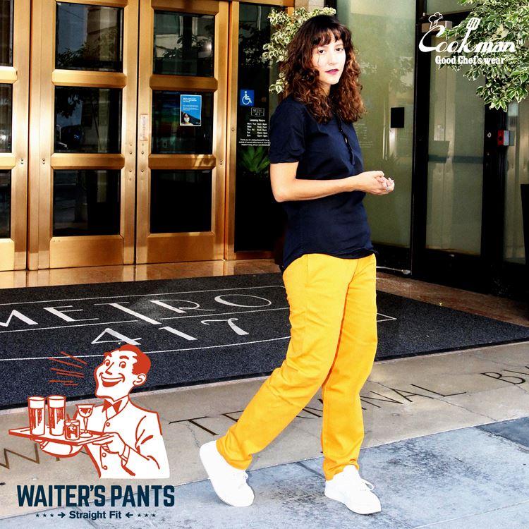 ウェイターズパンツ Waiter's Pants Mustard