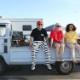 シェフパンツ Chef Pants Border