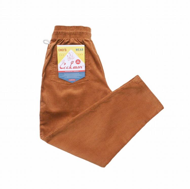 Chef Pants 「Corduroy」 BROWN