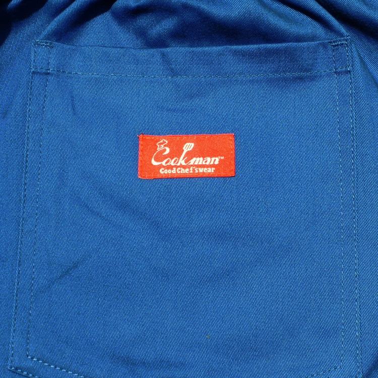 Chef Pants 「Deep Blue」