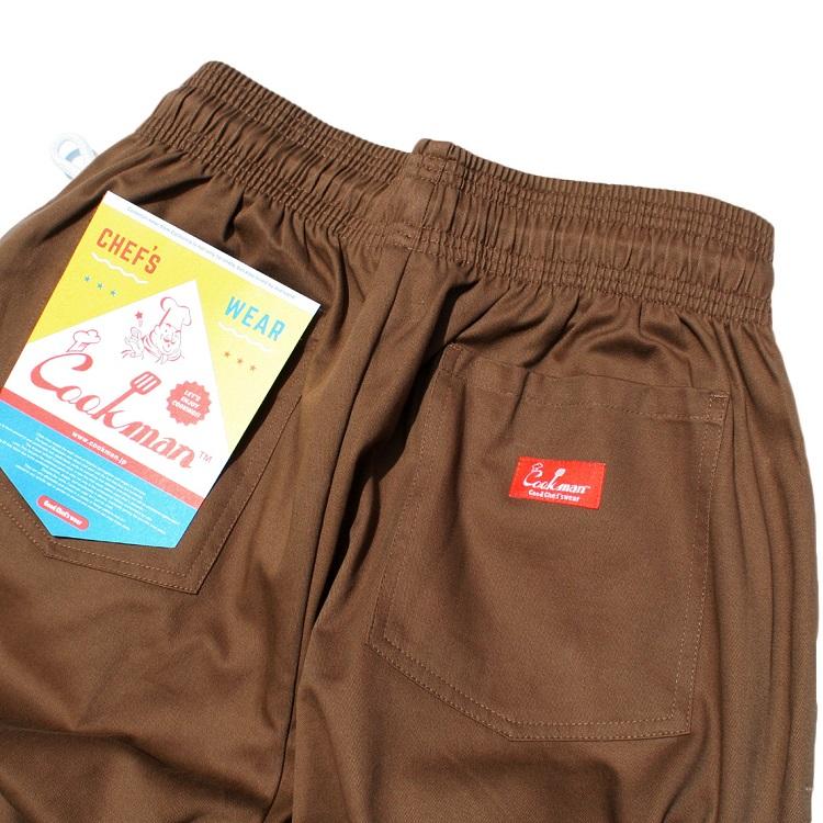 Chef Pants 「Chocolate」