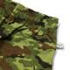 シェフパンツ Chef Pants Short Ripstop Camo Green (Woodland)
