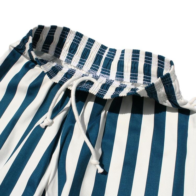 Chef Pants 「Wide stripe」