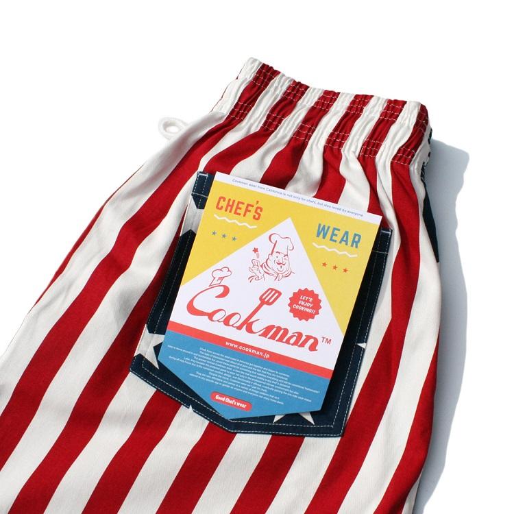 Chef Pants「Crazy Pattern U.S.A.」