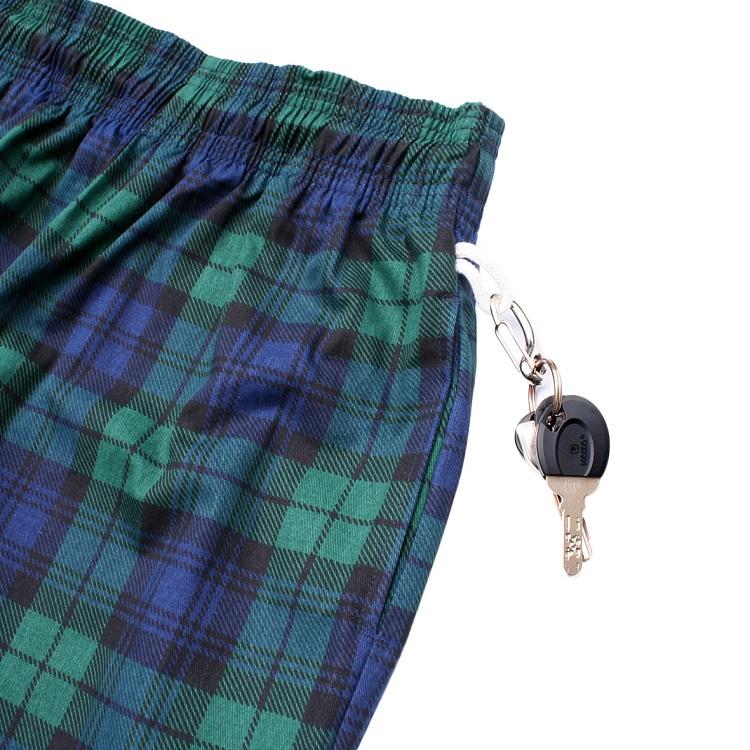 Chef Short Pants 「Black Watch Check」